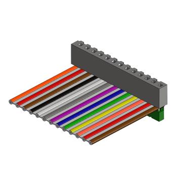 2.0mm IDC Socket